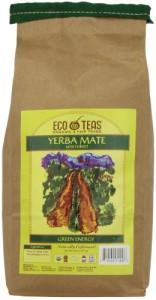 Eco Teas Yerba Mate - Green Energy - Unsmoked - 2.27kg