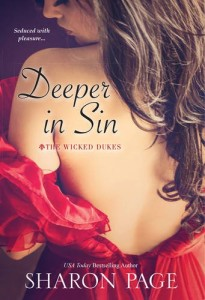 Deeper In Sin (The Wicked Dukes)