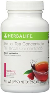 1 X Herbal Tea Concentrate Raspberry 3.53oz