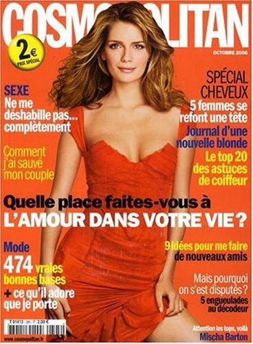 Cosmopolitan - French ed