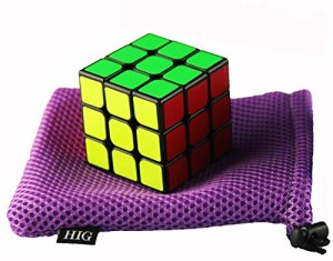 HIG 3 x 3 Speed Cube - Black