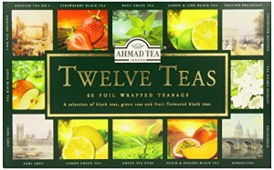 Ahmad Tea Twelve Teas