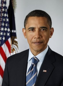 Barack Obama Official Portrait Photo American Presidents Photos 8x10