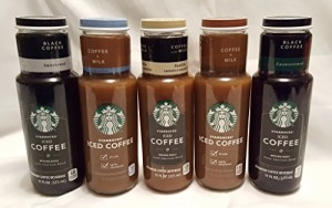 Starbucks Iced Coffee 6 - 11oz Bottles