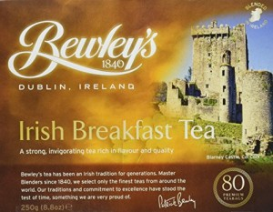 Bewley's Irish Breakfast Tea 250 g 80 Tea Bags