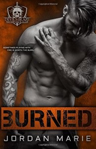 Burned: Devil's Blaze MC Book 2 (Volume 2)