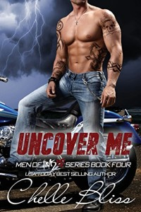 Uncover Me: Men of Inked, Book 4