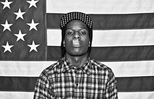 ASAP Rocky Music Poster 36 x 24in