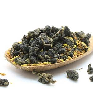 Gui Hua Osmanthus Taiwanese Oolong Loose Leaf Tea