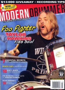 Modern Drummer