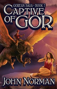 Captive of Gor (Gorean Saga)