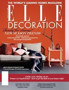 Elle Decoration - British Edition