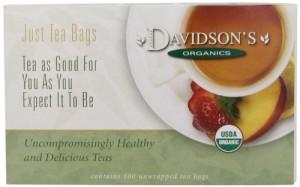 Davidson's Tea Apricot