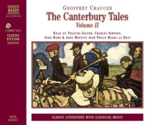 Canterbury Tales - Volume II (Classic Literature With Classical Music. Classic Fiction)