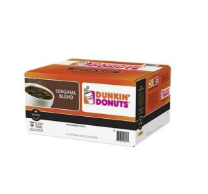 Dunkin Donuts K-Cups Original Flavor - Kcups for use in Keurig Coffee Brewers 5.1oz