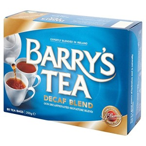 Barrys Tea Decaffeinated Tea Bags - 80 Count
