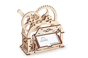 Ugears 3D Self Propelled Model MECHANICAL ETUI Box