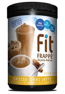 Fit Frappe Protein Drink Mix, Chai, 19.1 Ounce