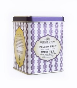 Harney & Sons Passion Fruit Iced Tea, 6 Brew Pouches