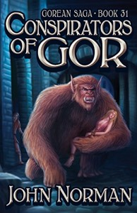 Conspirators of Gor (Gorean Saga)
