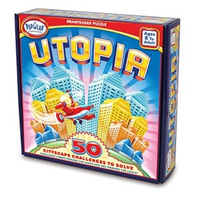 Popular Playthings Utopia Brainteaser Puzzle