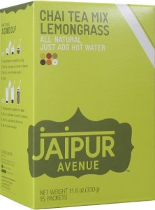 Jaipur Avenue Chai Tea Mix Lemongrass