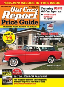Old Cars Price Guide [Print + Kindle]