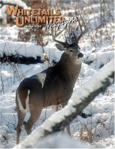 Whitetails Unlimited Magazine
