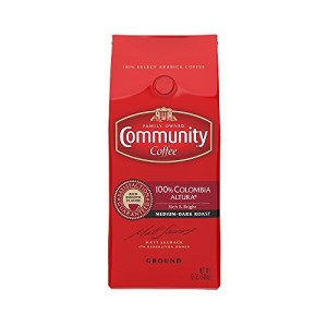 Community Coffee Premium Ground Coffee, 12 Ounce (Pack of 3)