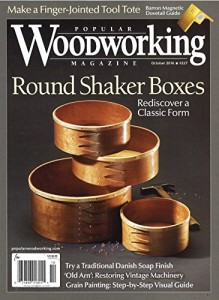 Popular Woodworking [Print + Kindle]