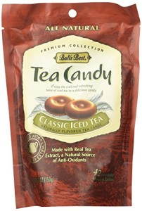 Bali's Best Classic Iced Tea Candy - 42 pieces - 5.3 Oz