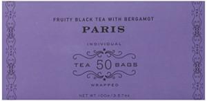 Harney & Sons Black Tea, Paris, 50 Tea Bags