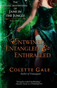 Entwined, Entangled, & Enthralled (The Erotic Adventures of Jane in the Jungle)