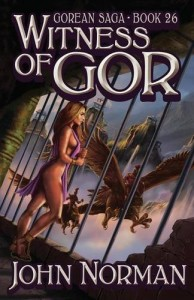 Witness of Gor (Gorean Saga)