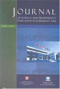 Journal of Science and Mathematics Education in Southeast As