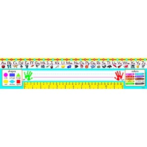 Desk Toppers® Reference Name Plates: Pre-kindergarten to Grade 1 (Zaner-Bloser)