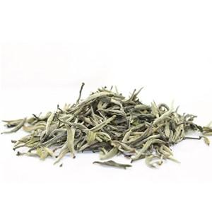 White Tea Silver Needle - Bai Hao Yinzhen White Loose Leaf Tea - Organic