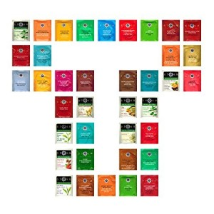 Custom Variety Tea bags Sampler Assortment Variety Pack Tea Bags