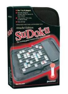 Sudoku Attache' Edition