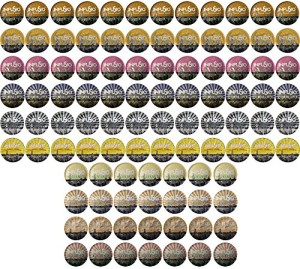 96 Count Variety (10 Amazing Blends), Single-serve Cups for Keurig K-cup® Brewers - Premium Roasted Coffee