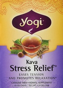 Yogi Tea Co. - Kava Stress Relief - 16 teabags