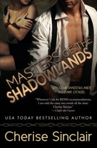 Masters of the Shadowlands (Volume 1)