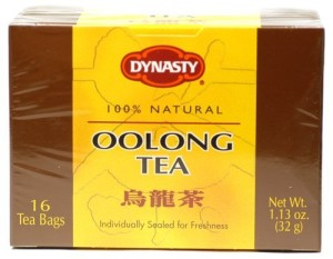 Dynasty Oolong Tea