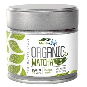 MatchaLife Organic Matcha Green Tea