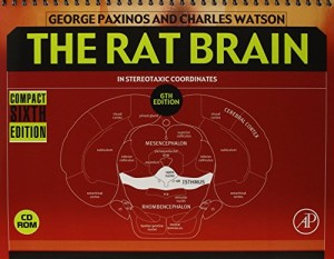 The Rat Brain in Stereotaxic Coordinates: Compact, Sixth Edition