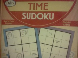 Didax Time Sudoku Game