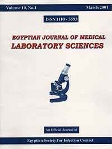 Egyptian Journal of Medical Laboratory Sciences