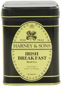 Harney & Sons Loose Leaf Black Tea, Irish Breakfast, 4 Ounce