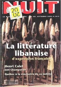 Nuit Blanche : L Actualite Du Livre