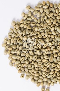 Triple-Picked Tanzania Ruvuma Peaberry Washed Unroasted Green Coffee Beans